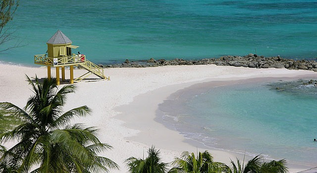Hilton Beach Resort in Barbados