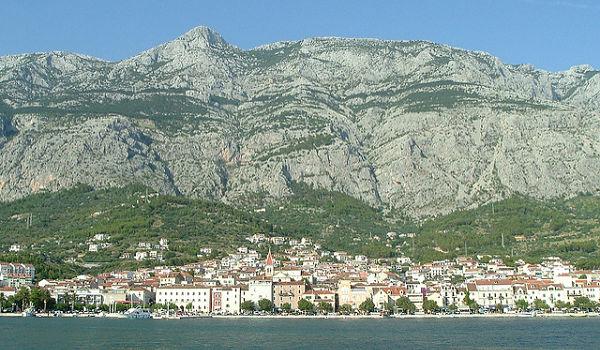 Makarská Riviéra, Chorvatsko