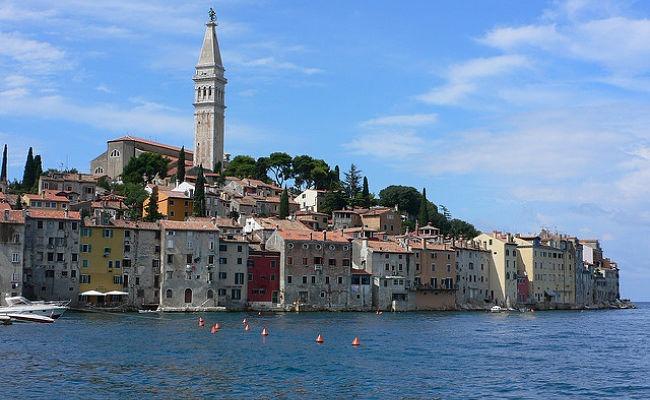 Rovinj, Chorvatsko