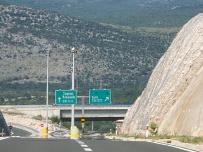 Nejlepší cesta do Chorvatska autem