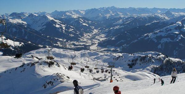 Kitzbühel Rakousko