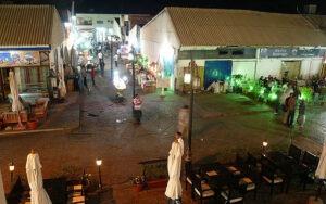 Starý trh Sharm El Sheikh