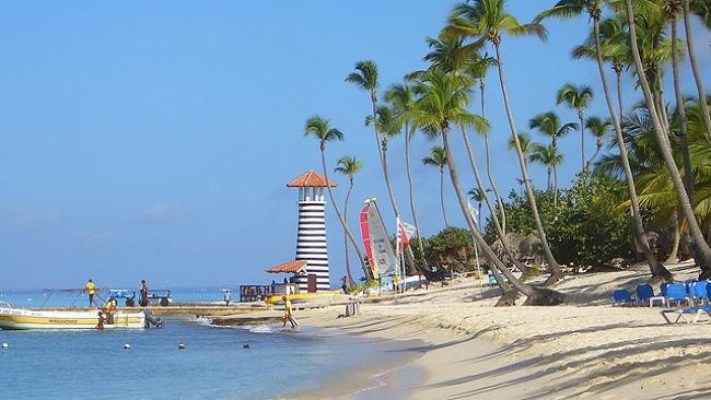 Dominikánská republika v Karibiku