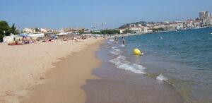 Azurové pobřeží, Francie
