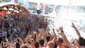 Nejlepší párty pláže v Evropě