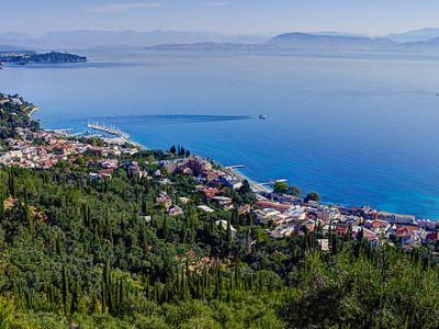 Kdy a kam jet na Korfu