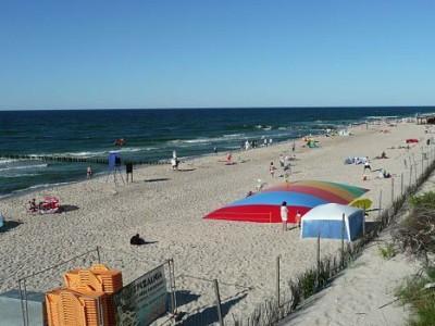 Kam na dovolenou do Polska k moři