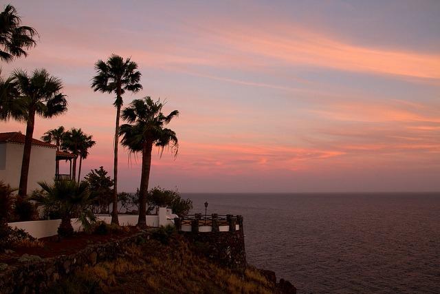 La Gomera, Kanárské ostrovy