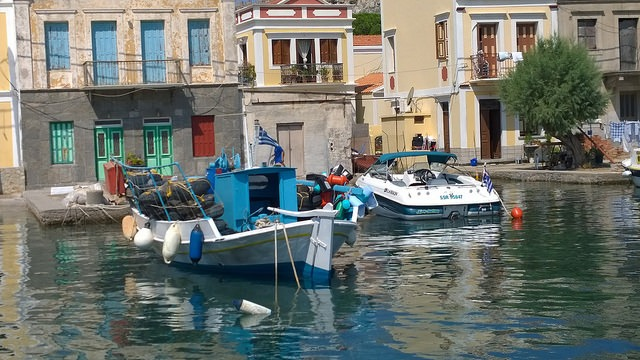 Symi, Řecko