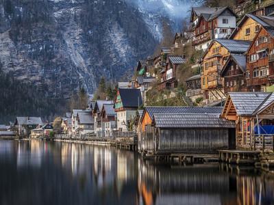 Nejkrásnější rakouská jezera (TOP 7)