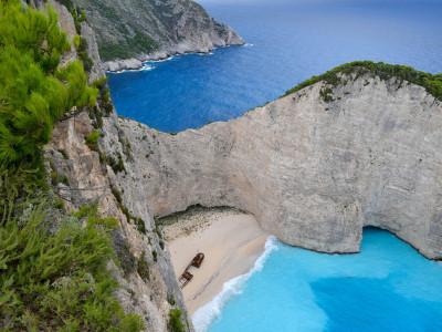 Nejlepší a nejkrásnější pláže Zakynthosu