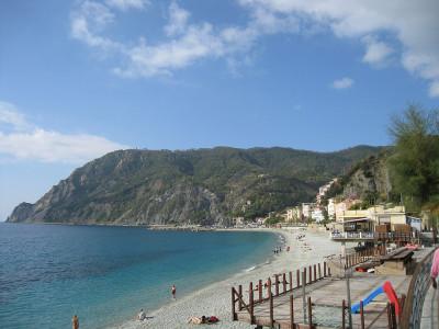 Nejkrásnější pláže Ligurie, Itálie