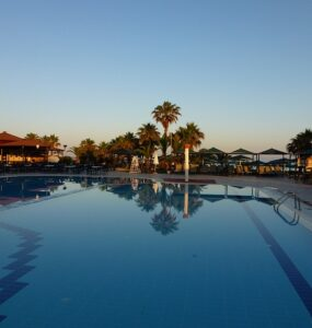 nejlepší hotely v Turecku