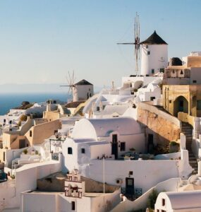 Nejlepší hotely Řecko