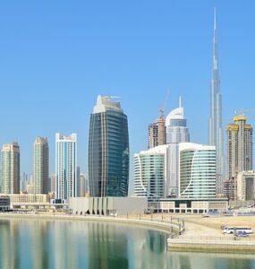 Nejlepší hotely v Dubaji