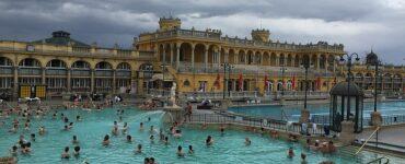 Nejlepší termály v Maďarsku, Széchenyiho lázně
