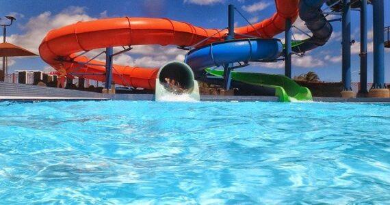 Nejlepší aquaparky v ČR