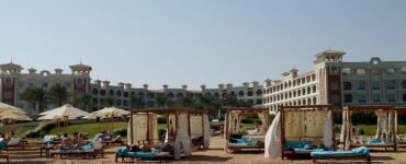 Nejlepší hotely v letovisku Hurghada, Egypt